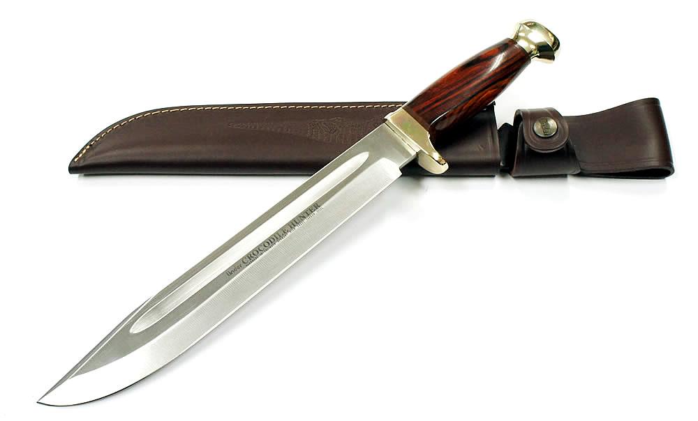 クロコダイルハンターナイフ