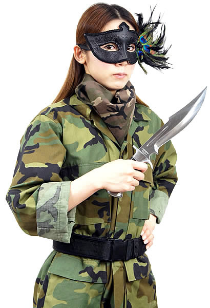 エクスペンダブルズ2 -レジオネラボウイナイフ