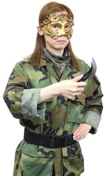 フルタング マグナムカランビットナイフ